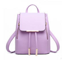 Load image into Gallery viewer, Handbags,Backpack Bag 2018 new fashionista backpack fashion leisure backpack on behalf of a Korean,guiro,Zeinab Fashion.