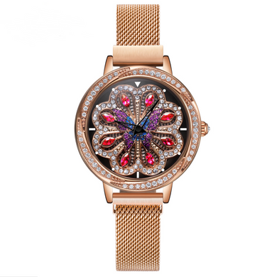 Watches,Time to run the network red female watch,guiro,Zeinab Fashion.