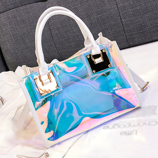 Brand Handbags Women Bags Design Fashion New Multi-Function Color Handbag Tote Messenger Bags Shoulder Bag Bolsa Feminina J24