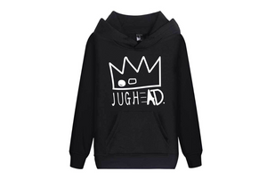 Clothing,River Valley Town jughead Riverdale Crown Hooded Sweatshirt,guiro,Zeinab Fashion.