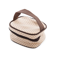 Load image into Gallery viewer, Maternity Bags,5pcs Multifunctional Dot Nappy Changing Mummy Handbag Diaper Pad Feeding Bottle Holder Food Bag For Babies,guiro,Zeinab Fashion.