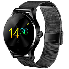Load image into Gallery viewer, Smart Watches,K88H MTK2502 Bluetooth Smart Watch Heart Rate Track Wristwatch,guiro,Zeinab Fashion.