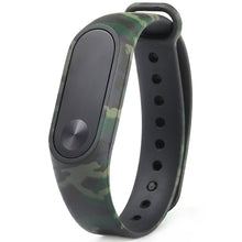 Load image into Gallery viewer, Watch Bands,Fashion Camouflage Pattern Watch Strap for Xiaomi Mi Band 2,guiro,Zeinab Fashion.