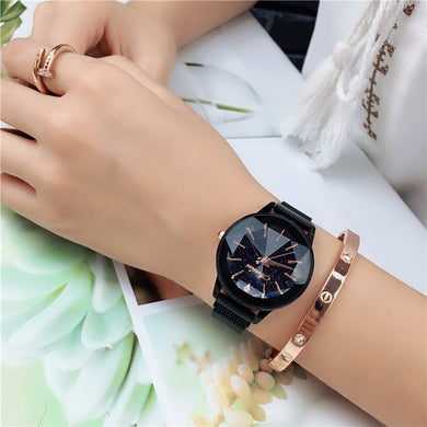 Watches,Star-cut face waterproof student watch,guiro,Zeinab Fashion.