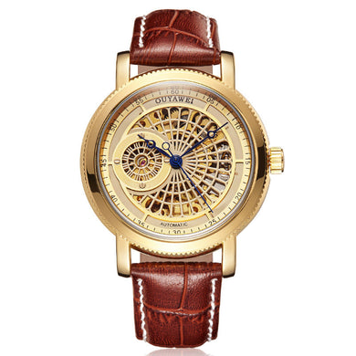 Watches,OUYAWEI Automatic Watch,guiro,Zeinab Fashion.