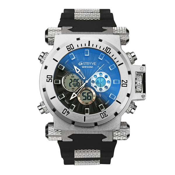 STRYVE multi-function waterproof sports watch
