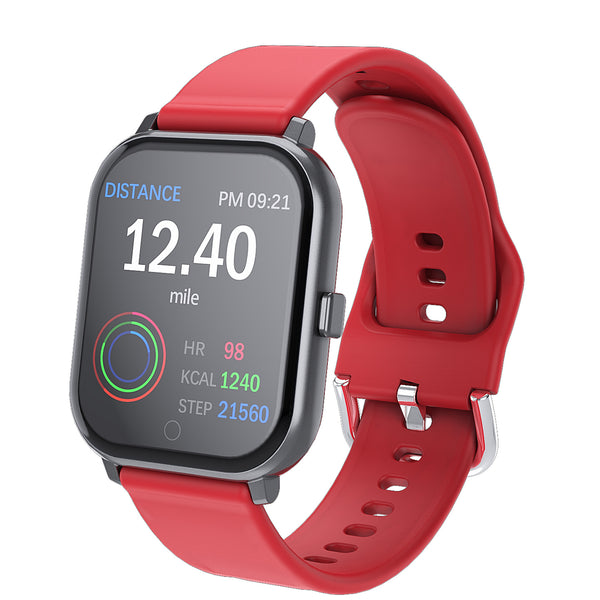 Multifunctional touch adult heart rate monitor