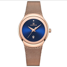 Load image into Gallery viewer, Watches,Quartz watch with small screen dial,guiro,Zeinab Fashion.