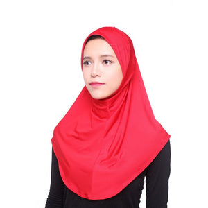 ,Beauty Muslim Hijab Islamic Jersey Turban Women Black Ninja Underscarf Caps Instant Head Scarf Full Cover Inner Coverings hats,guiro,Zeinab Fashion.