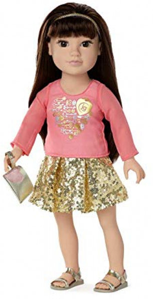 Journey Girls 18' Doll - Callie ( Exclusive)