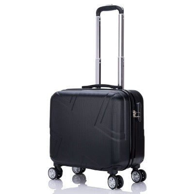 ,Travel suitcase set Rolling Luggage set Spinner trolley case 18