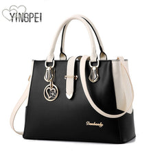 Load image into Gallery viewer,  - women bag Fashion Casual women's handbags Luxury handbag Designer Shoulder bags new bags for women 2019 bolsos mujer withe - guiro - Zeinab Fashion