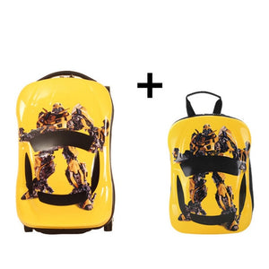 ,3D Kids Suitcase Car Travel Luggage Children Travel Trolley Suitcase for boys wheeled suitcase for kids Rolling luggage suitcase,guiro,Zeinab Fashion.