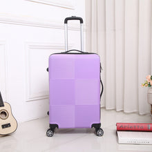 Load image into Gallery viewer,  - travel Rolling luggage Sipnner wheel ABS+PC Women suitcase on wheels men fashion cabin carry-on trolley box luggage 20/28 inch - guiro - Zeinab Fashion