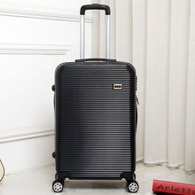 Load image into Gallery viewer,  - HOT 20/24/28 inch rolling luggage Sipnner wheels ABS+PC Women travel suitcase men fashion cabin carry-on trolley box luggage - guiro - Zeinab Fashion