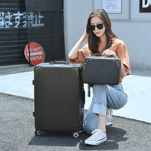 "Load image into Gallery viewer,  - Luxury Suitcase Set Men Women 's Travel Luggage Waterproof Box Wheel Suitcase 20""26"" Inch Rolling Trolley Case Travel Bags - guiro - Zeinab Fashion"