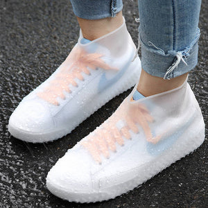 ,Waterproof rain shoes covers big size 30-44 rubber Elastic tension Non-slip autumn women/men rain boots covers,guiro,Zeinab Fashion.