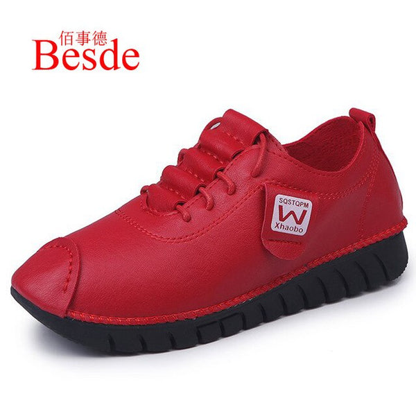 - Sneakers fashion casual shoes women size 10 ladies shoes china leather hiking shoes girls school sneakers 2019 - guiro - Zeinab Fashion