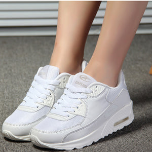 ,New Designer Korean White Platform Sneakers Casual Shoes Women 2019 Fashion SpringTenis Feminino Woman Footwear Basket Femme,guiro,Zeinab Fashion.