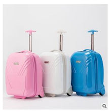 Load image into Gallery viewer, ,Kids Travel Luggage Suitcase Spinner Suitcase For Girls Trolley Carry On Luggage Rolling Suitcase Wheeled Suitcase Trolley Bags,guiro,Zeinab Fashion.