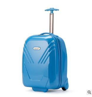 - Kids Travel Luggage Suitcase Spinner Suitcase For Girls Trolley Carry On Luggage Rolling Suitcase Wheeled Suitcase Trolley Bags - guiro - Zeinab Fashion