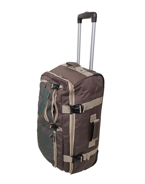 ,Waterproof Travel Bag Large-capacity folding Suitcases Wheels Women Rolling Luggage Handbag 24/28inch Man backpack trolley case,guiro,Zeinab Fashion.