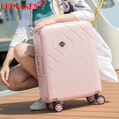 - Luggage PP new style Simple luggage 20