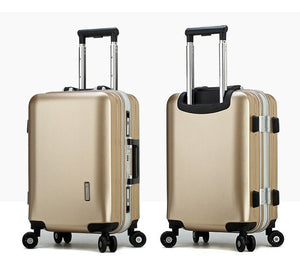 ",LEINASEN New fashion students rolling luggage 20"" 22"" 24"" 26"" inch brand carry on box men travel suitcase women trolley luggage,guiro,Zeinab Fashion."