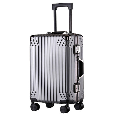 ,2019 New Ultralight Luggage Customs Lock Anti-theft Suitcase Wheel 360 Degree Rotating Suitcase Frosted Waterproof Zipper Box,guiro,Zeinab Fashion.