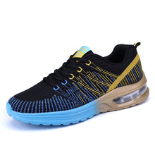 Load image into Gallery viewer, ,Ladies Sneakers Women Casual Shoes Fashion Breathable Walking Mesh Flat Shoes Sneakers Women 2019 Gym Vulcanized Tenis Feminino,guiro,Zeinab Fashion.