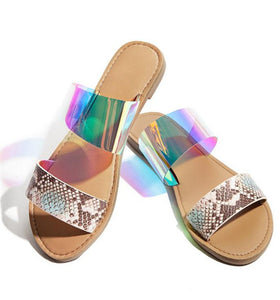 ,Dimond women slippers summer crystal Hollow flat Slide ladies open toe Comfort slip on Outdoor beach sandals woman shoes,guiro,Zeinab Fashion.
