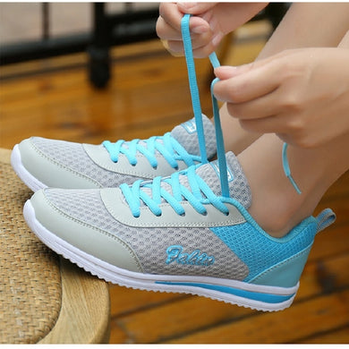 ,2019 Casual Shoes Woman White Women Sneaker Breathable Mesh Female fashion Sneakers Women Chunky Sneakers Shoes sapato feminino,guiro,Zeinab Fashion.