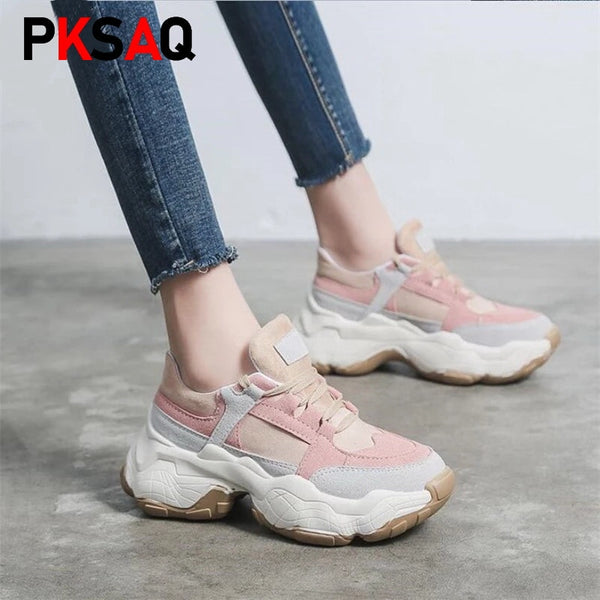 - Brand 2019 Fashion Women Shoes Women Sneakers Women Casual Shoes Female Spring Autumn Summer Shoes Comfortable for Women - guiro - Zeinab Fashion