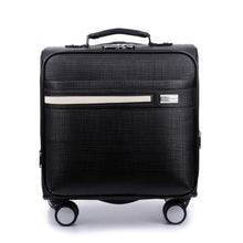 Load image into Gallery viewer, ,Solid color commercial suitcase trolley luggage male 16 universal wheels luggage computer box luggage,guiro,Zeinab Fashion.
