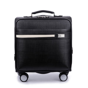,Solid color commercial suitcase trolley luggage male 16 universal wheels luggage computer box luggage,guiro,Zeinab Fashion.