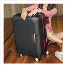 "Load image into Gallery viewer, ,ABS+ PC Brand Women 20""24""26"" Inch Travel Luggage Trolley suitcase Boarding Case Rolling Case On Wheels  Women Rolling Luggages,guiro,Zeinab Fashion."
