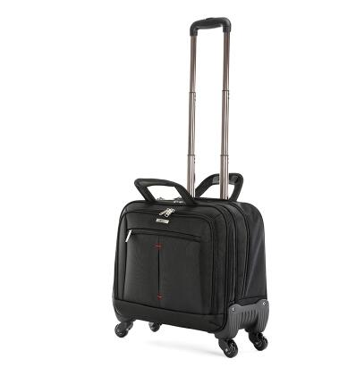 - Men Business Travel Luggage Bag On Wheels Trolley Bag Man Wheeled bag Men Travel Luggage Suitcase laptop Rolling luggage Bags - guiro - Zeinab Fashion