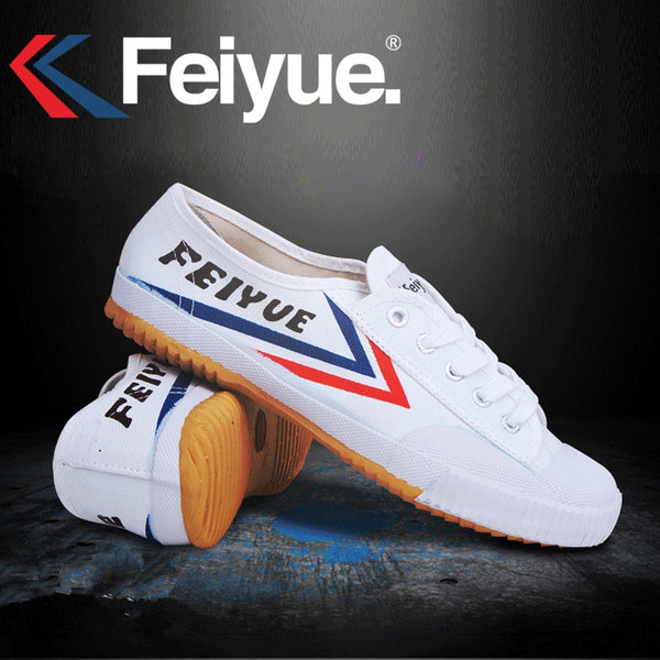 - Feiyue Original Sneakers Classical Shoes, Martial arts Taichi Taekwondo Wushu Kungfu Soft comfortable Sneakers men women shoes - guiro - Zeinab Fashion