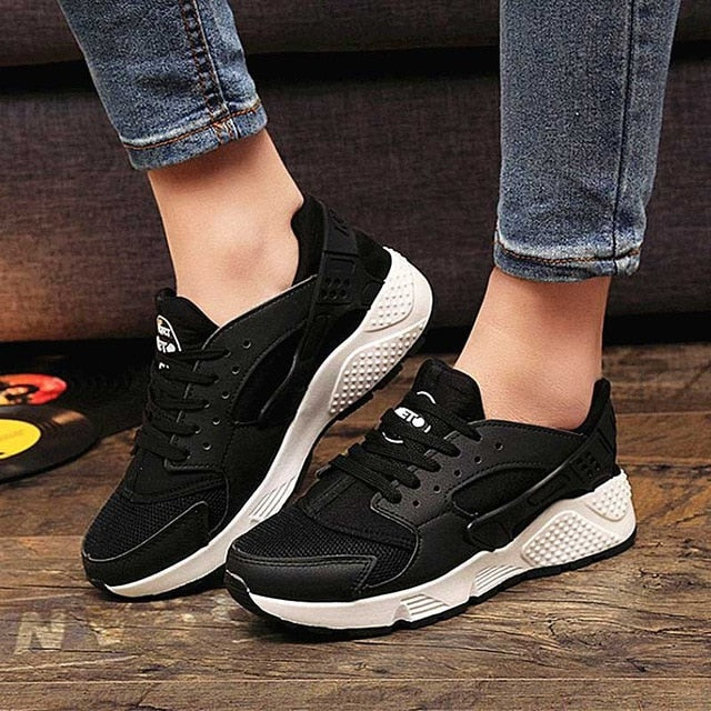 - Fashion Vulcanize Shoes Trainers Women Sneakers Casual Shoes Basket Femme Air Mesh Tenis Feminino Zapatos Mujer Plataforma - guiro - Zeinab Fashion
