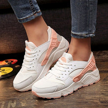 Load image into Gallery viewer, ,Fashion Vulcanize Shoes Trainers Women Sneakers Casual Shoes Basket Femme Air Mesh Tenis Feminino Zapatos Mujer Plataforma,guiro,Zeinab Fashion.