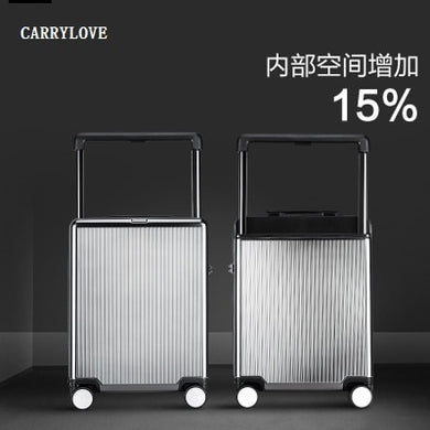 - CARRYLOVE Business 20/24 size Luxury, high quality, fashion PC  Rolling Luggage Spinner brand Travel Suitcase - guiro - Zeinab Fashion