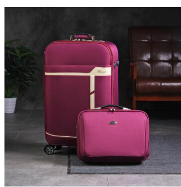 - Spinner suitcase Travel Rolling Luggage Suitcase Set Business Travel Rolling Baggage Bag Wheeled Trolley Bags - guiro - Zeinab Fashion