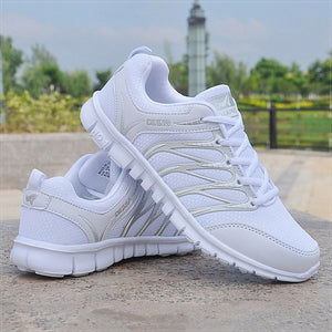 ,Women Shoes Breathable Air Mesh Sneakers Woman Lightweight Vulcanize Shoes White Basket Femme Spring Women Casual Shoes Krasovki,guiro,Zeinab Fashion.