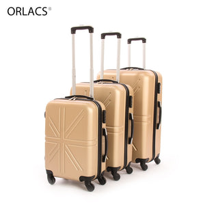 ,ORLACS Designer Trolley Suitcases Men Fashion Metal Rolling Luggage Women Travel Case Family suit Multiple Colour Hot Selling,guiro,Zeinab Fashion.