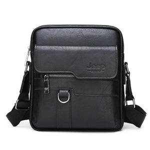 ,Luxury Brand Men Messenger Bags Crossbody Business Casual Handbag Male Spliter Leather Shoulder Bag Large Capacity,guiro,Zeinab Fashion.