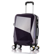 Load image into Gallery viewer, ,Travel Suitcase Set Rolling Luggage Set Spinner Trolley Case Boarding Wheel Woman Cosmetic Case Carry-On Luggage Travel Bags,guiro,Zeinab Fashion.