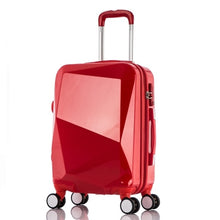 Load image into Gallery viewer,  - Travel Suitcase Set Rolling Luggage Set Spinner Trolley Case Boarding Wheel Woman Cosmetic Case Carry-On Luggage Travel Bags - guiro - Zeinab Fashion