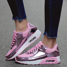Load image into Gallery viewer, ,Sneakers Women Shoes Trainers Lace Up Trend Shoes Casual Unisex Couples Shoes Woman Chaussures Femme Zapatillas Mujer Size 36-47,guiro,Zeinab Fashion.