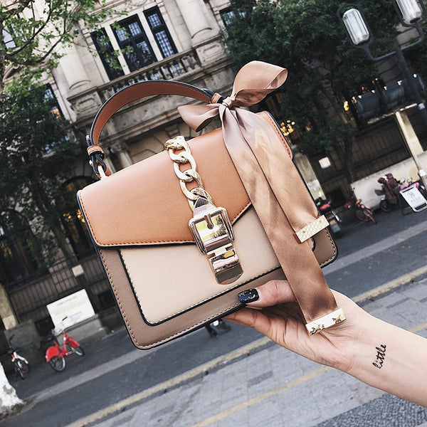 - Women's Bag Fashion Messenger Bag for Women Mini Square Bag Shoulder Messenger Bag Clutch Female Designer Wallet Handbag - guiro - Guiro