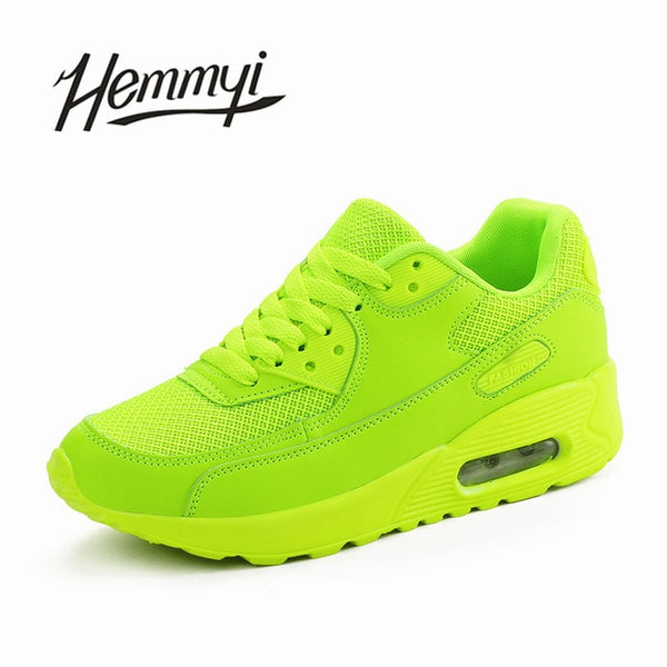 - Hemmyi Women Sneakers Summer Breathable Mesh Brand Shoes for Woman Black Green Red Tenis Feminino Ladies Shoe Basket Femme - guiro - Zeinab Fashion